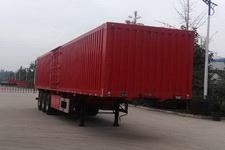 国世华邦牌XHB9401XXY型厢式运输半挂车图片