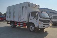 程力威牌CLW5120CCQB5型畜禽运输车