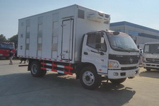 CLW5120CCQB5型程力威牌畜禽运输车图片