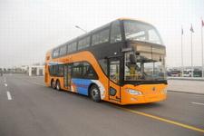 12.9米亚星JS6130SHJ1双层城市客车