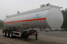 AKL9400GYW型开乐牌氧化性物品罐式运输半挂车图片
