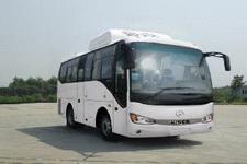海格牌KLQ6802KAC50型客车图片