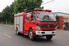 中卓时代牌ZXF5110GXFPM35型泡沫消防车