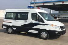 江淮牌HFC5037XQCEMDV型囚车