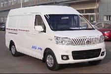 长安牌SC5033XXYFABEV型纯电动厢式运输车图片