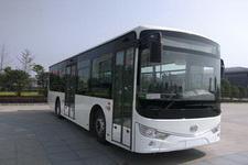安凯牌HFF6100G03CHEV2型插电式混合动力城市客车图片