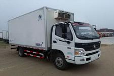 红宇牌HYJ5080XLCB1型冷藏车图片