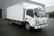 庆铃牌QL5072XXYA5KAJ型厢式运输车图片