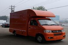 CLW5032XSHBEV型程力威牌纯电动售货车图片