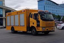 程力威牌CLW5160XXHC5型救险车