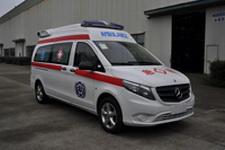 卡升牌ZZY5036XJH型救护车