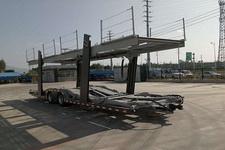 恒信致远牌CHX9180TCL型中置轴车辆运输挂车图片