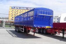 梁山东岳牌CSQ9402CCYA型仓栅式运输半挂车图片