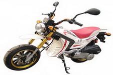 金翌牌JY150-11X型两轮摩托车图片