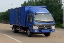 福田牌BJ5093XXY-FB型厢式运输车图片