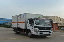 希尔牌ZZT5041XDG-5型毒性和感染性物品厢式运输车图片