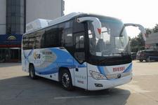 8.2米|24-34座宇通燃料电池客车(ZK6826FCEVQ1)