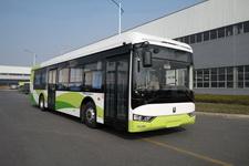 12米亚星JS6128GHBEV5纯电动城市客车