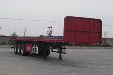 MJZ9401ZZXP型通广九州牌平板自卸半挂车图片