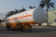 久远13米24.6吨3轴低温液体运输半挂车(KP9405GDYTD)