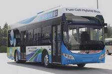 宇通牌ZK6125FCEVG2型燃料电池城市客车图片