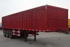 通广九州牌MJZ9400XXY型厢式运输半挂车图片