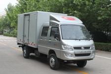 福田牌BJ5036XXY-GH型厢式运输车图片
