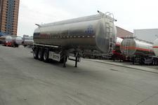 兴扬牌XYZ9409GYS型铝合金液态食品运输半挂车