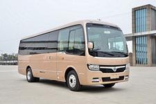 7.5米|10-23座爱维客客车(QTK6750KFC)