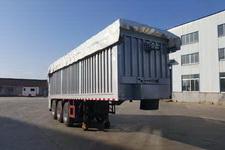 吉鲁恒驰牌PG9401ZLS型散装粮食运输半挂车图片