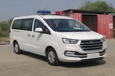 江淮牌HFC5036XQCLA1V型囚车