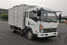 长征牌CZ5080XXYSQ15型厢式运输车图片