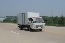 福田牌BJ5046XXY-FA型厢式运输车图片