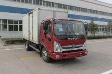 福田牌BJ5075XXY-FB型厢式运输车图片