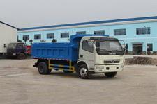 CLW5080XTYD5型程力威牌密闭式桶装垃圾车图片