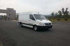 安通牌CHG5050XXYBEV型纯电动厢式运输车图片