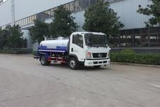 東風5噸灑水車價格