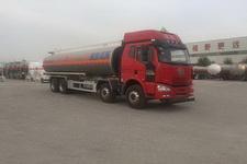 昌骅牌HCH5320GYYCA型铝合金运油车图片