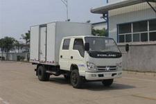 福田牌BJ5046XXY-FB型厢式运输车图片