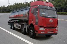 程力威牌CLW5311GYYLC5型铝合金运油车