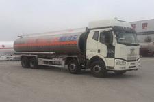 昌骅牌HCH5312GYYCA型铝合金运油车图片