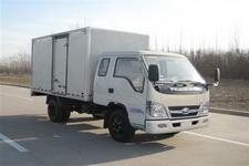 福田牌BJ5032XXY-GL型厢式运输车图片