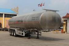 通亚达牌CTY9401GYSL42型铝合金液态食品运输半挂车图片