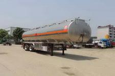 醒狮9.7米24吨2轴运油半挂车(SLS9301GYY)