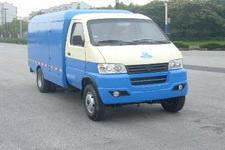 苏通牌HAC5031XTYEV1型纯电动密闭式桶装垃圾车图片