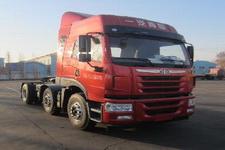 解放前四后四平头柴油牵引车290马力(CA4253P1K15T3E5A80)