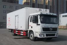 陕汽牌SX5180XLCLA6212型冷藏车图片