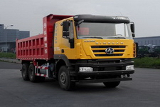 红岩牌CQ3256HTDG384S型自卸汽车图片