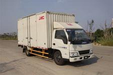 江铃牌JX5044XXYXGT2型厢式运输车图片