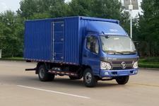 福田牌BJ5163XXY-FB型厢式运输车图片